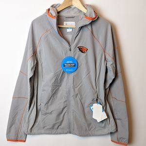 Columbia Oregon State Beavers wind breaker jacket